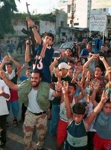 palestinians-celebrate-911